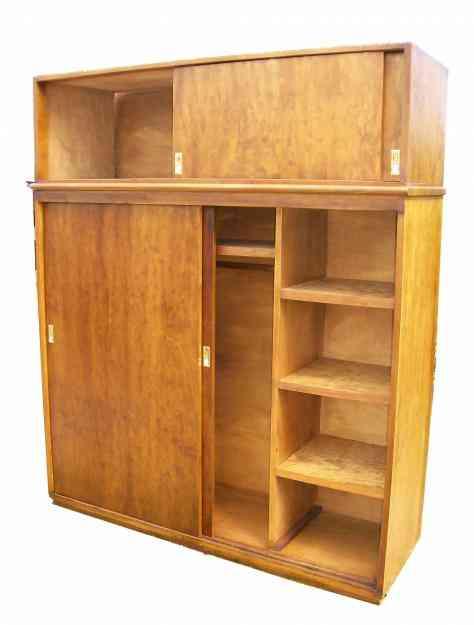 Fabrica placares roperos modulares marineras cunas for Roperos de madera para dormitorios