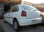Espectacular vw gol gli 1.8