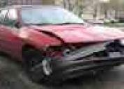 Compro autos chocados del 98 en adelante pago contado 098 82 12 17