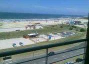 Venta apartamento sobre playa brava, punta del este