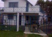 Alquilo casa en baln. san luis a 200m playa max 5 personas