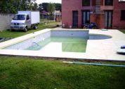 Construccion de piscinas en hormigon