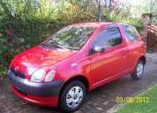 Toyota yaris 1.3 vvti (3 ptas) año 2001