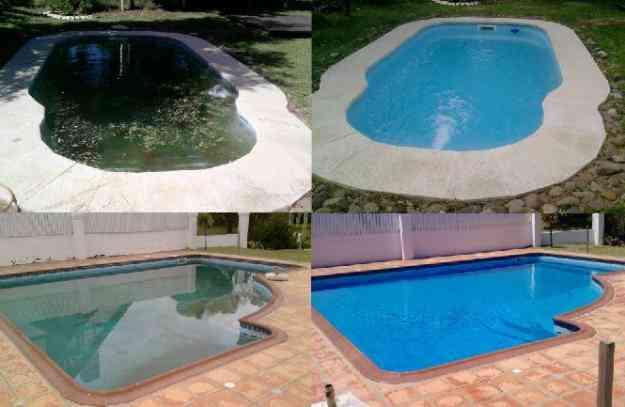 Limpieza mantenimiento de piscinas en piriapolis for Limpieza fondo piscina