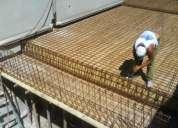 Construccion, albaÑileria reformas ; revestimientos,sanitaria electricidad, techos