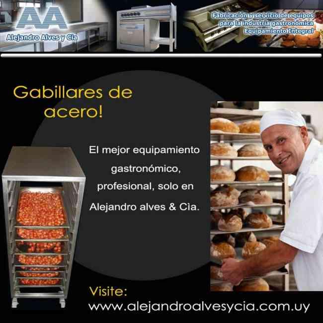 Alejandro Alves Cia Equipamiento Industrial Para