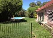 Alquilo casa solymar piscina wifi tv cable buena locomocion turismo