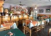 Venta o alquiler de llave excelente restaurant ubicado  nueva palmira