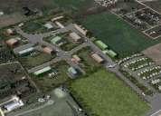 Negocio en venta. 250000 m2. proyecto muy avanzado y tierras para parque industrial.. asesores del m