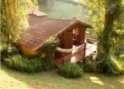 Alquilo cabaña con piscina en piriapolis