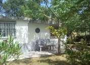 Casa en zona tranquila omnibus a una cuadra parrillero horno