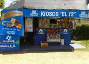 Exelente kiosco en avenida lezica.