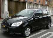 Hermosa chevrolet aveo emotion 2012 1.6 perfecto estado