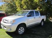 Toyota hilux 2005,diesel.perfecto estado, impecable.