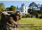 City tour por montevideo a tu manera!