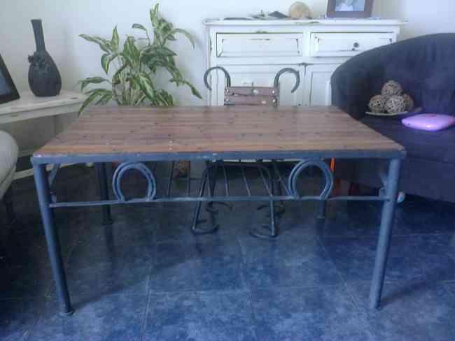 Muebles artesanales en hierro y madera 20170715182054 - Muebles de hierro y madera ...