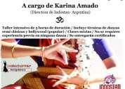 Taller de danza hindú en uruguay por única vez!
