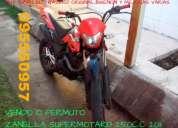Moto baccio 100 cc por partes
