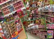 Juguetes articulos de jugueteria en general