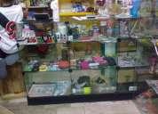 Vendo vitrina vidrio templado exelente