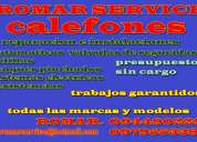 Romar service calefones