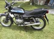 Honda cb 400 n en muy buen estado
