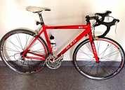 Bici de ruta gts como nueva talle m