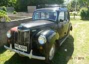 Regalo o permuto 2 autos clasicos!!! ideal coleccionistas y restauradores!!!