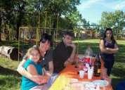 Salon para fiestas infantiles, despedidas, cumpeaños, etc