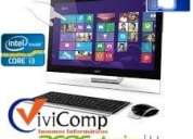 All in one acer 5600u-ar328 corei3 touch win 8 envio gratis
