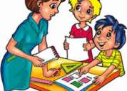Clases de idiomas y apoyo escolar