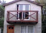 Alquilo cabana para 4 personas en las toscas