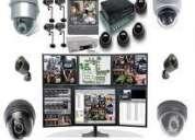 Técnico para instalación y reparación de cámaras