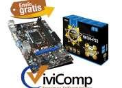 Vendo motherboard msi h81m p33 intel socket 1150 envio gratis