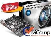 Motherboard asrock h81m-dgs intel socket 1150 envio gratis