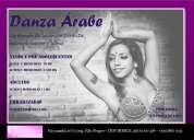 Clases de danza Árabe, unión perfecta entre cuerpo y alma