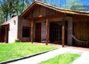 Casa parque del plata por temporada