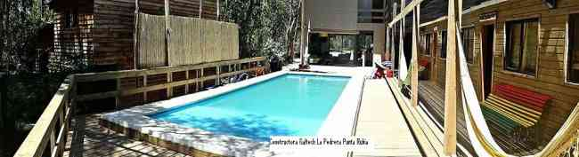Constructor construcci n de piscinas la pedrera la for Construccion de piscinas en uruguay