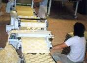 Rotoestampadora (galletas laminadas)