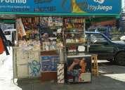 Vendo kiosko en pocitos
