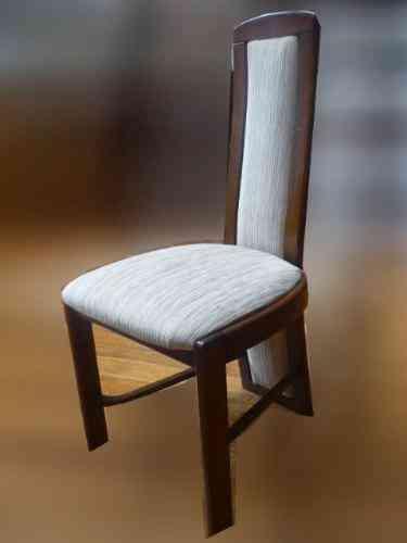 Juego de sillas de comedor tapa de vidrio para mesa for Sillas montevideo