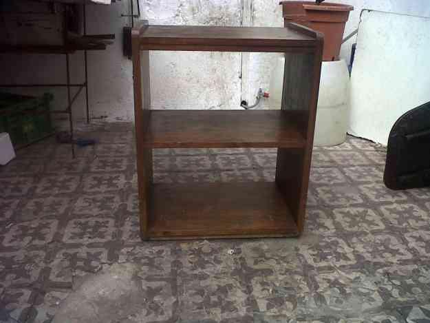 Vendo rack de madera palermo hogar jardin muebles for Hogar muebles montevideo