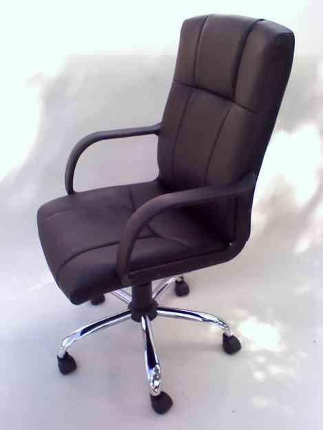Nuevos sillones ejecutivos escritorio oficina base for Escritorios montevideo