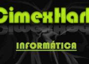 Cimexhard - servicio técnico informático empresarial