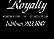 montevideo uruguay servicio de alquiler mesas y sillas vajilla royalty uruguay