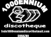 1000ennium discotheque federico y sebastian alvarez
