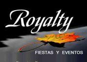 Organización de eventos uruguay, cumpleaños de 15, bodas, royalty uruguay