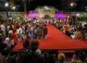 Organizacion de eventos  alquiler de audio y luces ,vestidos 15 promociones .