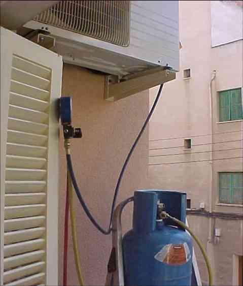 Instalacion y reparacion de aire acondicionado rivera for Reparacion aire acondicionado zaragoza