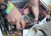 Técnico reparación pc y redes